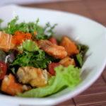 JA01 Salmon salad